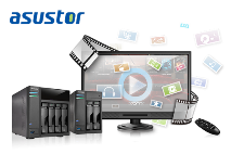 Asustor Video Dimostrativo