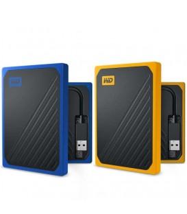 WD My Passport Go SSD 500GB