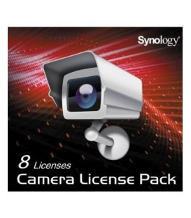 Synology Surveillance Station Camera License 8 Pack