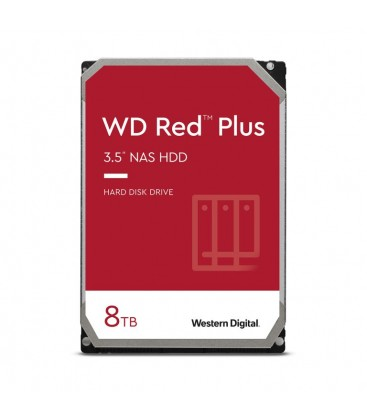 WD Red™ Plus 8TB 256MB SATA WD80EFBX