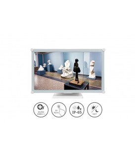 AG Neovo TX-22W 22 inch Full HD Touch Screen LED Monitor - White