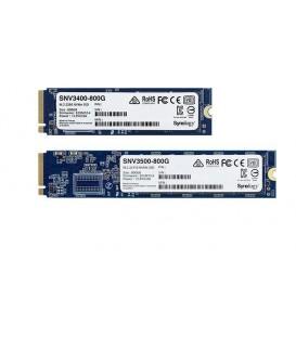 Synology SSD M.2 2280 NVMe 800GB  -  SNV3400-800G