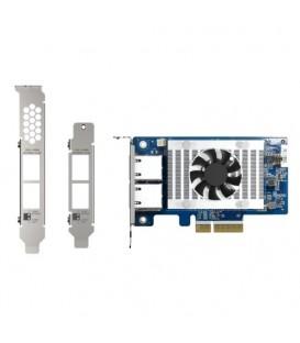 QNAP QXG-10G2T-X710 Dual-port 10GbE PCIe Gen3 x4 Network Expansion Card