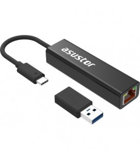 Asustor 2.5G USB Type-C Ethernet Adapter (AS-U2.5G2)