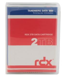 Tandberg RDX® QuikStor™ Cartridge 2TB (Single HDD) - 8731-RDX