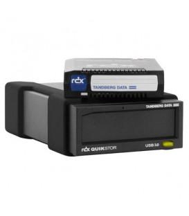 Tandberg RDX® QuikStor™ External Drive Kit with 500GB USB 3.0 -  8863-RDX