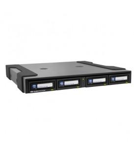Tandberg RDX® QuikStation™ 4-Bay ISCSI Network-Attached Removable Disk Desktop Array -  8922-RDX