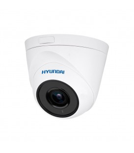 Hyundai HYU-255 IP Dome Camera 4MP 2,8~12mm con IR da 40 m per Esterno
