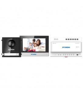 Hyundai HYU-825 Kit Videocitofono a 2 Fili Plug & Play