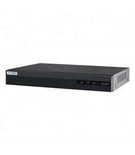 Hyundai AI-ZVR7104-5M-AUDIO 4CH Serie AiSense HDCVI/HDTVI/AHD/CVBS + 2CH IP 5 in 1 1080P ZVR