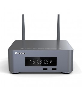 Zidoo Z10 Pro 4K HDR10+ Ultra-HD Network Media Player & Android Smart TV Box
