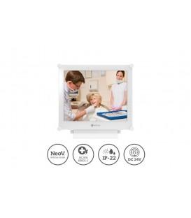 AG Neovo DR-17G 17'' SXGA Dental Display LED Monitor - White