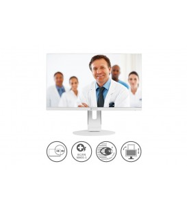 AG Neovo MD-27 27'' FHD Clinical Display LED Monitor - White