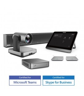 Yealink MVC640-Wireless-CPW90 Microsoft Teams Rooms System
