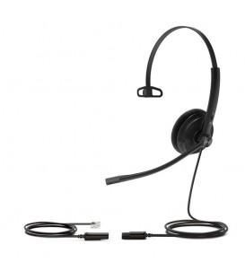 Yealink YHS34 Lite Mono Wideband Headset for IP Phone
