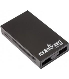 MikroTik Routerboard Black Aluminium Indoor Case CA433U