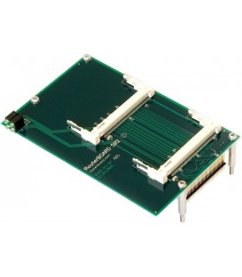 MikroTik Routerboard RB502 Daughterboard 2 x MiniPCI Slots