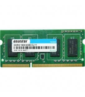 Asustor 4GB DDR3-1600 SODIMM RAM Module for AS-70xxT Series