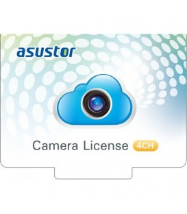 Asustor AS-SCL04 4CH Camera License