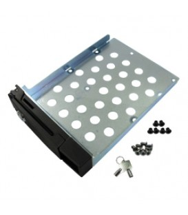 QNAP SP-TS-TRAY-BLACK Hard Drive Tray for 2.5'' & 3.5'' HDD