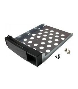 QNAP SP-TS-TRAY-WOLOCK Black HD Tray for 2.5'' & 3.5'' HDD