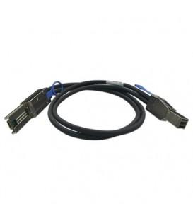 QNAP CAB-SAS10M-8644-8088 Mini SAS Cable 1m