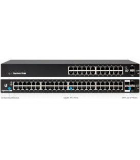 UBIQUITI EdgeSwitch™ 24 LITE Managed Gigabit SFP Switch