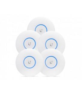 UBIQUITI UniFi® AP AC LR 5-Pack Indoor Dual Band WiFi System