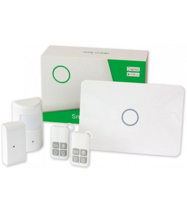 HOME DEFENDER HD-S100 Antifurto Wireless 868 MHz GSM
