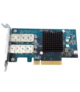 QNAP LAN-10G2SF-MLX Dual-port 10GbE SFP+ Network Expansion Card