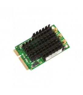 MikroTik Routerboard 802.11a/n/ac MiniPCI-e Card R11e-5HacT