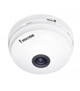 Vivotek FE8180 5MP Fisheye Fixed Dome IP Camera