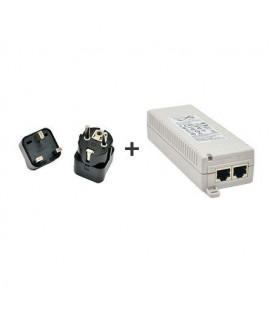 ACTi PPOE-0001 PoE Injector IEEE 802.3af AC 100~240V