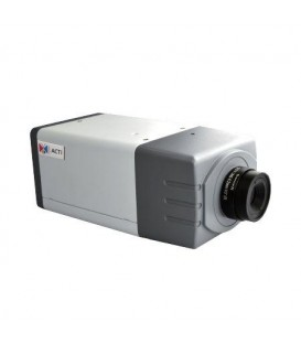 ACTi E217 2MP Box Camera with D/N Basic WDR SLLS Fixed Lens