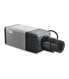 ACTi E271 10MP 4K Box Camera D/N Basic WDR & Vari-focal Lens