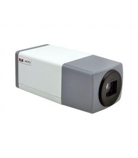 ACTi E219 2MP Zoom Box Camera D/N Extreme WDR SLLS 10x Zoom Lens