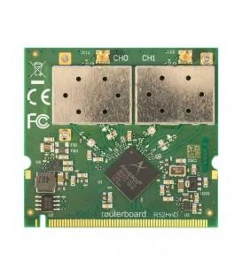 MikroTik Routerboard 802.11a/b/g/n MiniPCI Card R52HnD