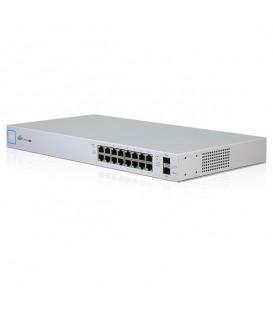 UBIQUITI UniFi® Switch 16 150W Managed PoE+ Gigabit SFP Switch