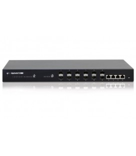 UBIQUITI EdgeSwitch™ 12 FIBER Managed Gigabit Fiber Switch