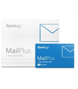 Synology MailPlus 20 Email Accounts 1-Year License Pack