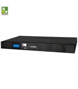 CyberPower Pro Rackmount Series PR1000ELCDRT1U 1000VA 670W