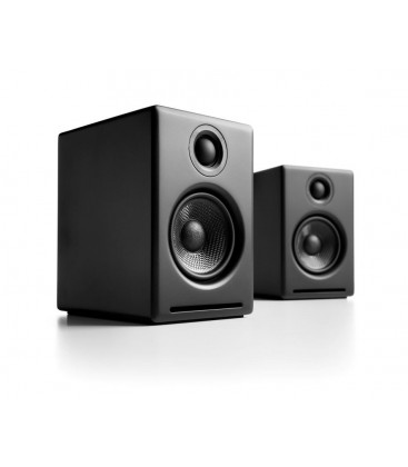Audioengine 2+ Diffusori Amplificati Desktop - Satin Black