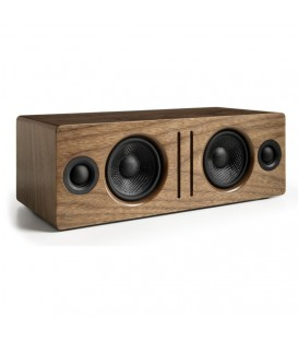 Audioengine B2 Premium Bluetooth Speaker - Walnut