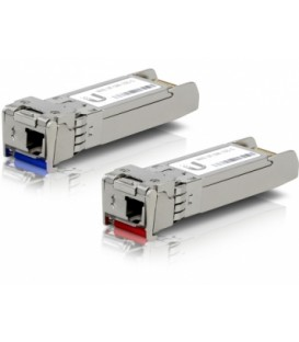 UBIQUITI FiberModule™ UF-SM-10G-S Single-Mode Fiber SFP+ 1-Pair