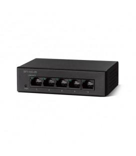 Cisco SF110D-05 5-Port 10/100 Desktop Switch