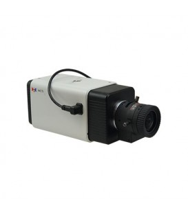 ACTi A24 5MP Box Camera Video Analytics D/N Extreme WDR SLLS Vari-Focal Lens