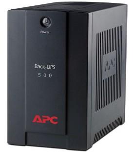 APC Back-UPS 500VA 300W AVR IEC Outlets BX500CI