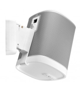 Cavus CMP1W Wall Bracket Turntable for Sonos Play:1 White