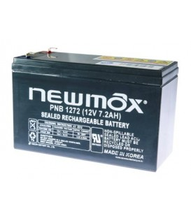 Newmax PNB 1272 AGM 10 Years Long Life Series 12V-7.2AH