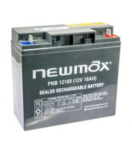 Newmax PNB 12180 AGM 10 Years Long Life Series 12V-18AH